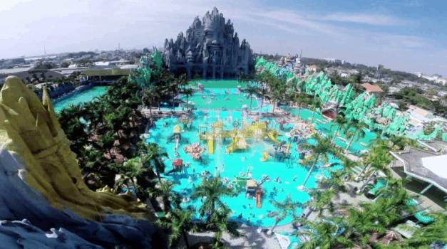 Khu Du lịch Văn hóa Suối Tiên - địa điểm vui chơi giải trí cuối tuần