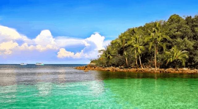 Mỗi cái tên trên hòn đảo này đều được gắn với những truyền thuyết nhuốm màu huyền thoại