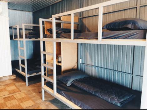Phòng ngủ tập thể ở Bãi Sỏi Beach