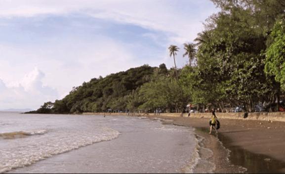 Xung quanh bãi biển Mũi Nai