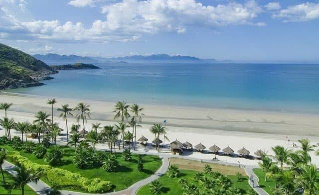 Hình ảnh bãi biển Non Nước Đà Nẵng (Ảnh ST)