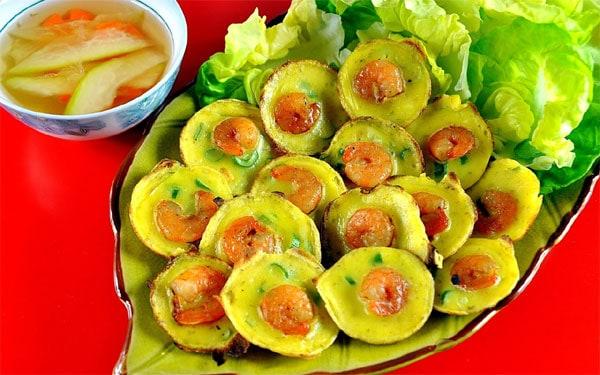 Món bánh khọt đặc sản Vũng Tàu (ảnh ST)