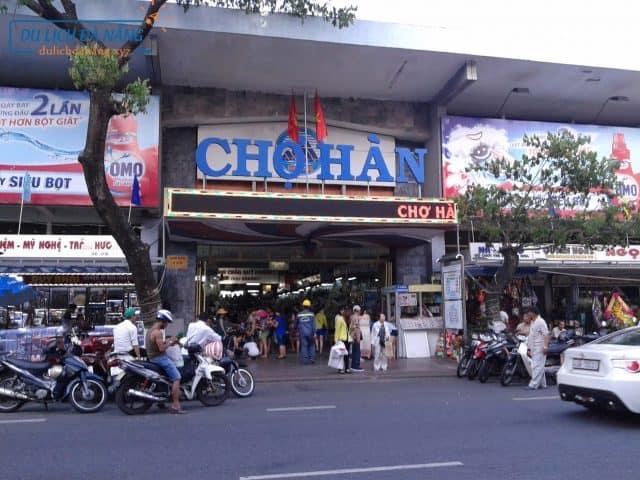 Chợ Hàn Đà Nẵng (Ảnh ST)