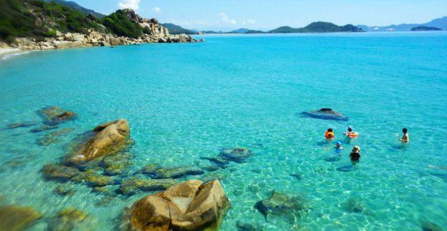 Đảo Bình Hưng (Ảnh ST)