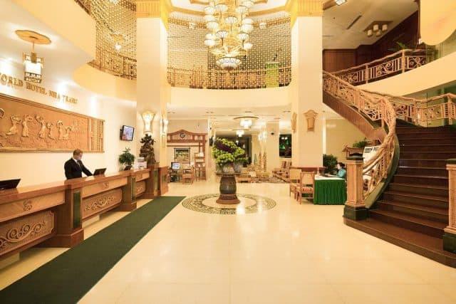 Green World Hotel là một khách sạn 4 sao Nha Trang thanh lịch, sang trọng và đẳng cấp (Ảnh ST)