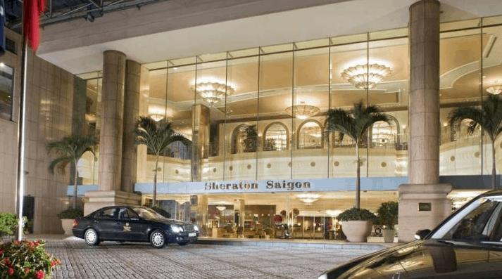 Hình ảnh khách sạn Sheraton Saigon