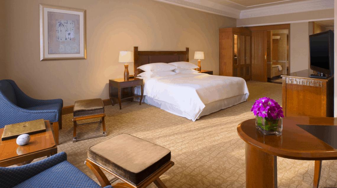 Hình ảnh phòng nghỉ tại khách sạn Sheraton Saigon