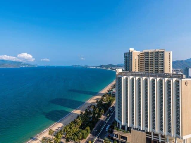 InterContinetal mang phong cách hiện đại, năng động, gồm 279 phòng nghỉ và 56 phòng suites sang trọng, đẳng cấp (Ảnh ST)