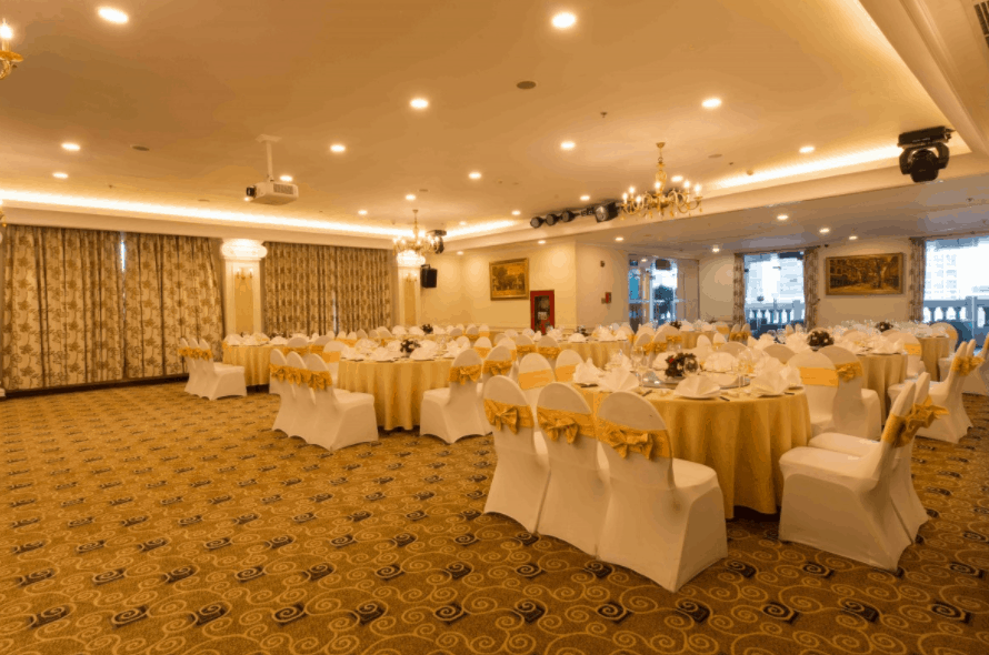 Khách sạn Grand là địa điểm tổ chức hội nghị lý tưởng