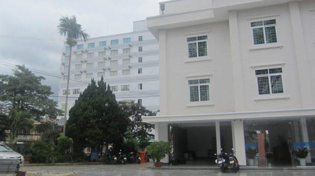 Khách sạn Công Đoàn Gia Lai (Ảnh ST)