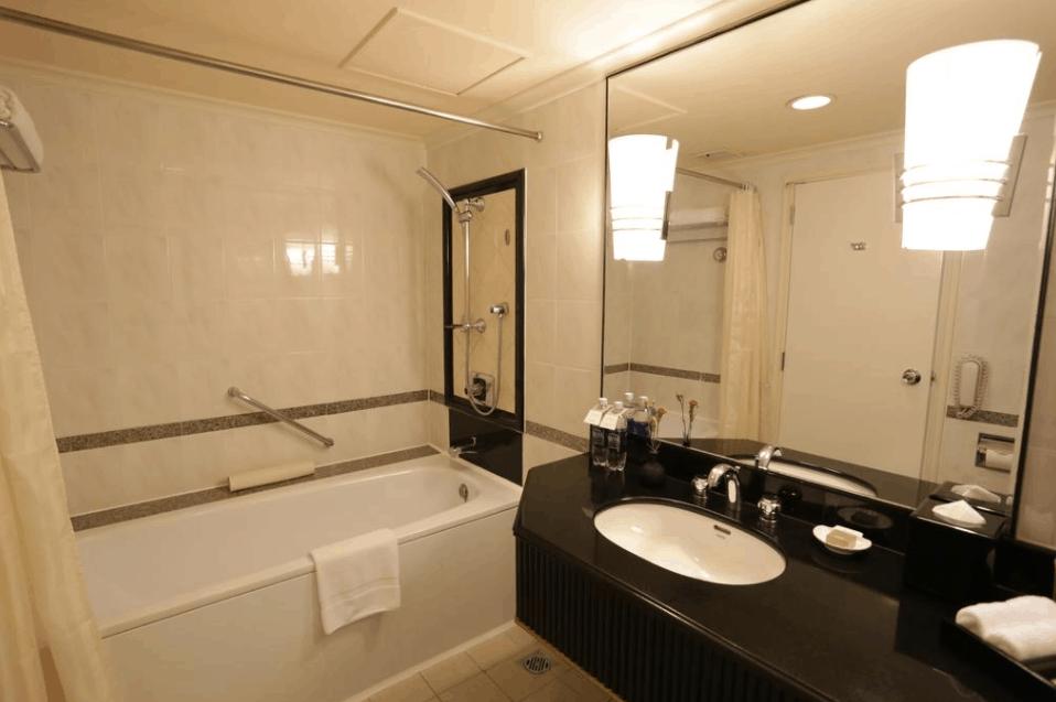 khu phòng tắm hiện đại