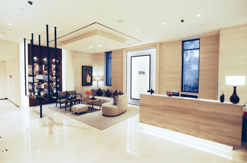 Khu spa cao cấp tại Lotte Legend Hotel Saigon