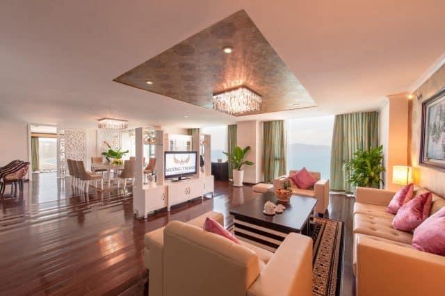 Một trong những khách sạn 4 sao Nha Trang có tiện ích phòng nghỉ đẳng cấp nhất (Ảnh ST)