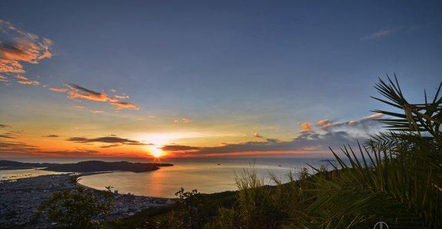 Những tấm hình tuyệt đẹp khi tới núi Vũng Chua Quy Nhơn (Ảnh ST)