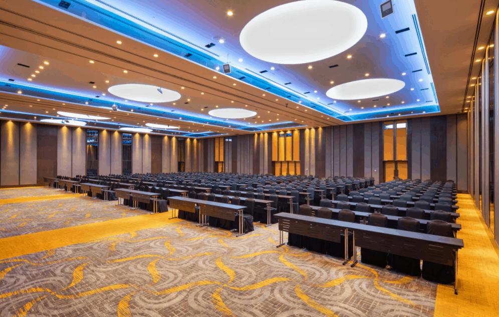 Phòng họp tại Sheraton có sức chứa rất lớn