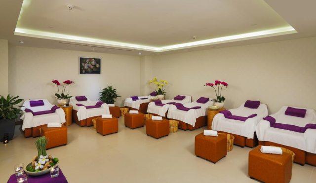 Trung tâm spa cho bạn những giây phút thư giãn với đa dạng liệu pháp trị liệu (Ảnh ST)