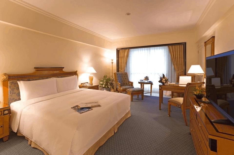 Tận hưởng không gian riêng tư tại khách sạn Lotte Legend Saigon