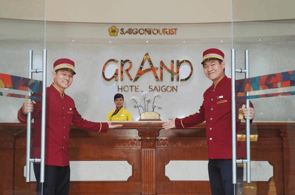 Tận hưởng kỳ nghỉ lý tưởng tại Grand Hotel SaiGon