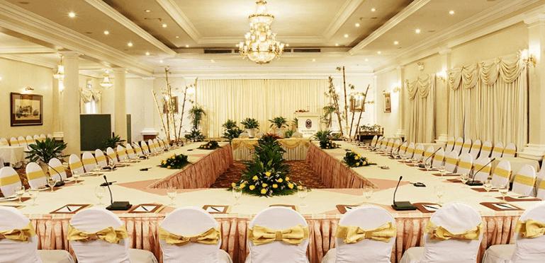 Khách sạn Majestic cung cấp nơi tổ chức hội nghị
