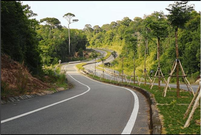 Khu vườn quốc gia Phú Quốc
