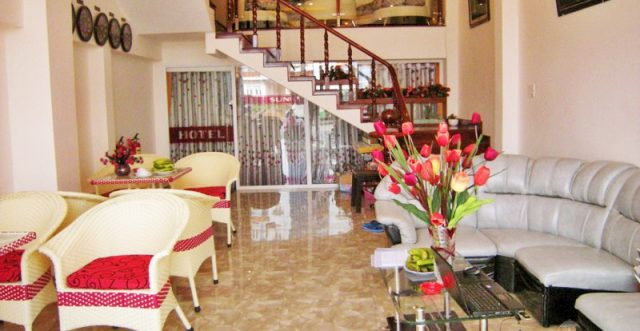 Khách sạn Sunny Đà Lạt (Ảnh ST)