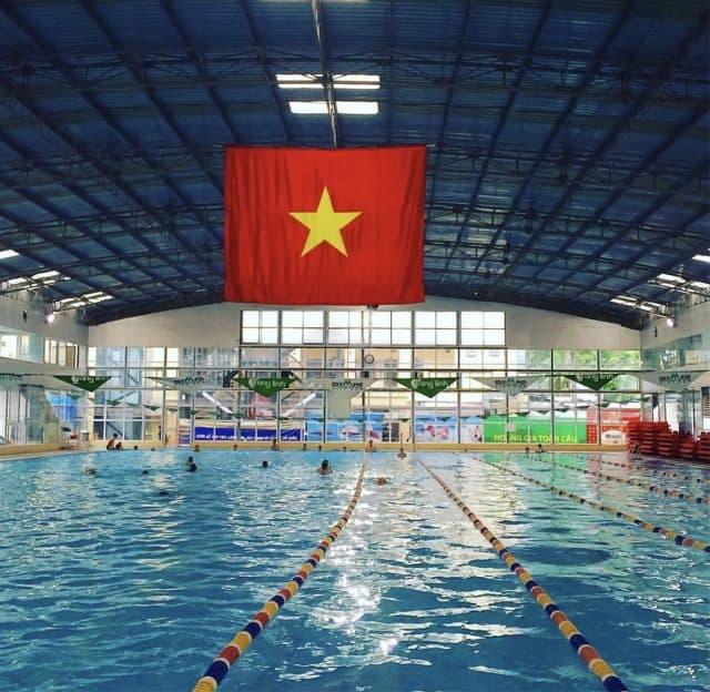 bể bơi ở Hà Nội