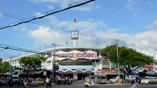 Chợ Cồn ở Đà Nẵng (Ảnh ST)