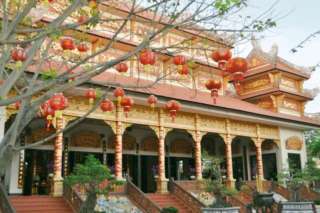 Hình ảnh chùa Nam Sơn Đà Nẵng (Ảnh ST)