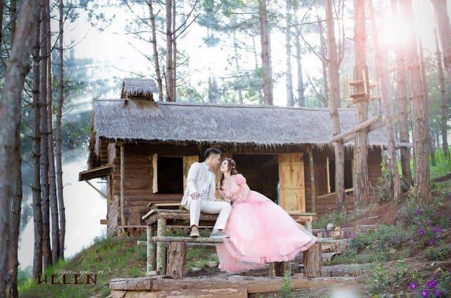 Những khoảnh khắc đẹp nhất của couple sẽ được lưu giữ ở nơi đây. (Ảnh: ST)