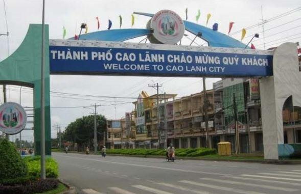 thành phố Cao Lãnh