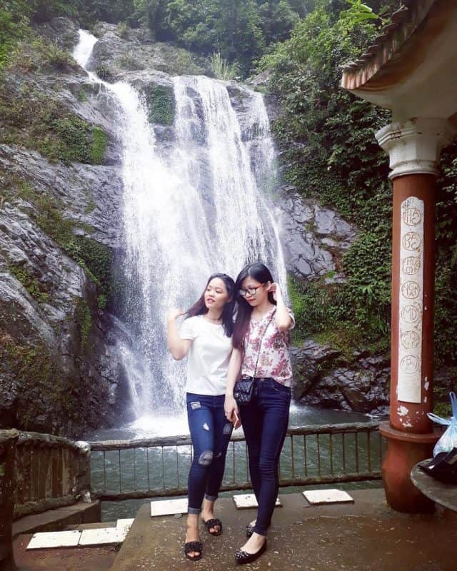 Check-in Cửu thác Tú Sơn (Ảnh ST)