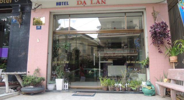 Khách sạn Dạ Lan (Ảnh ST)