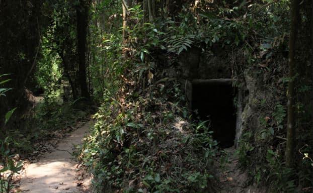 Khu di tích lịch sử Xẻo Quýt