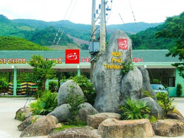 Khu du lịch sinh thái Hòa Phú Thành (Ảnh ST)