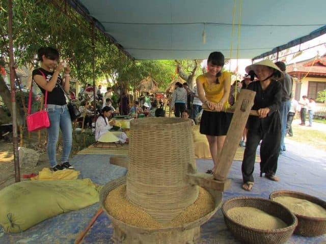 Các hoạt động lễ hội diễn ra vui tươi (Ảnh ST)