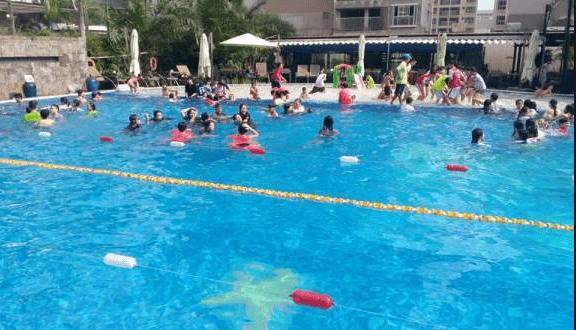 hồ bơi sài gòn