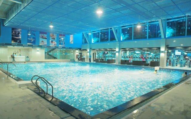 các bể bơi ở Hà Nội