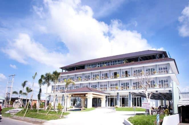 khách sạn Ozon Cà Mau