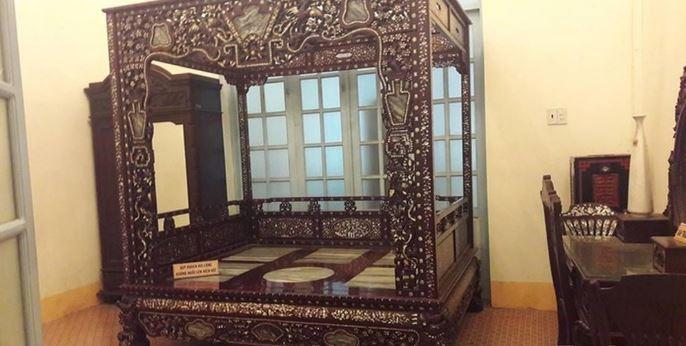 phòng ngủ công tử bạc liêu