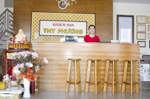 Khách sạn Thy Phương (Ảnh ST)