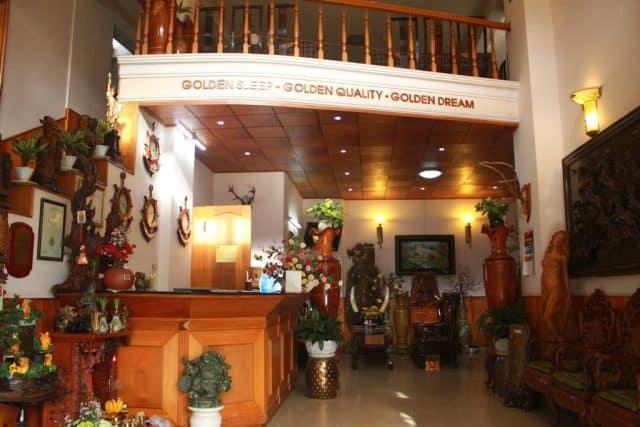 Gold Night Hotel Đà Lạt (Ảnh ST)