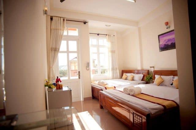 Happy Day Hotel ở Đà Lạt (Ảnh ST)