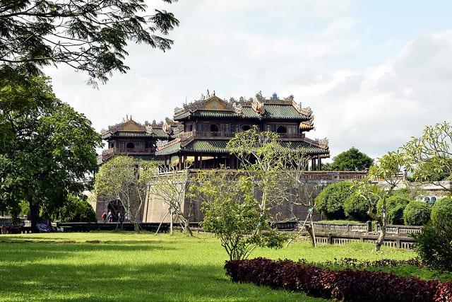Thời gian thích hợp để đi du lịch ở Huế (Ảnh: ST)