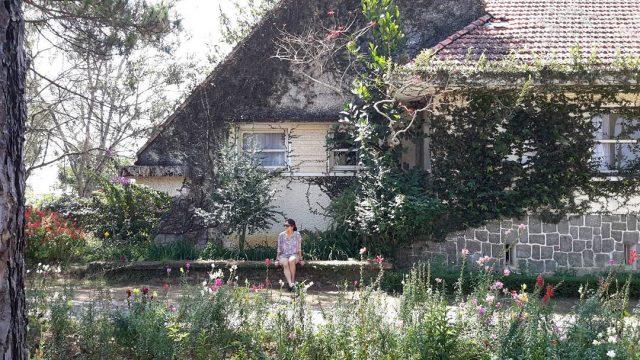 Khung cảnh yên bình, thơ mộng tại resort (Ảnh ST)
