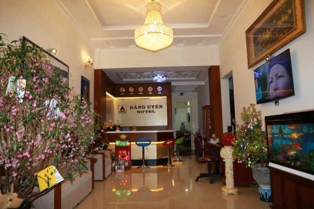 Khách sạn Đăng Uyên (Ảnh ST)