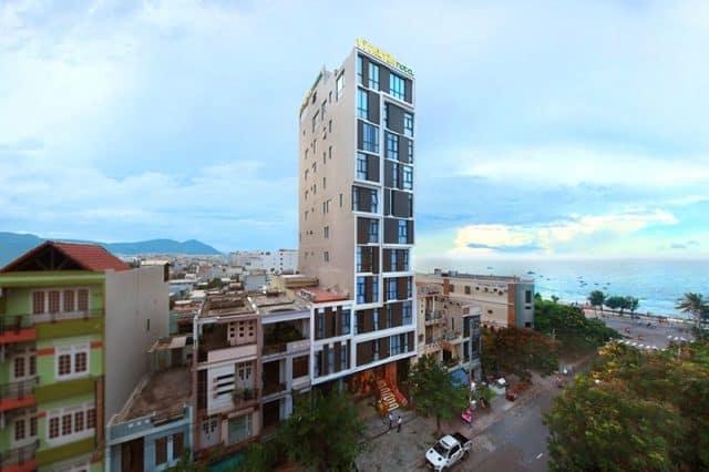 Vỹ Thuyên Hotel địa điểm lưu trú được ưa thích tại Đà Nẵng (Ảnh ST)