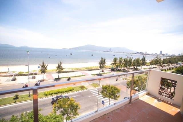 Hoàng Nguyên - Nhà nghỉ Đà Nẵng có view hướng biển (Ảnh ST)