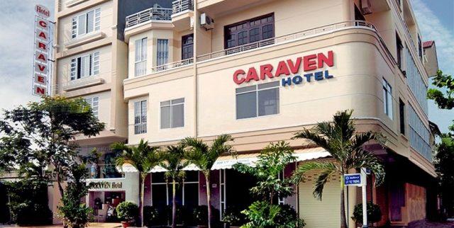 Khách sạn Caraven ở Đà Nẵng (Ảnh ST)