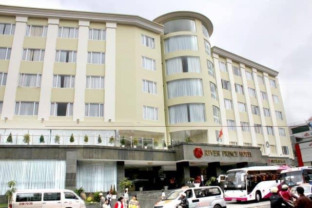Khách sạn River Prince ở Đà Lạt (Ảnh ST)