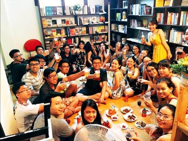 Bookaholic - Hostel Đà Nẵng (Ảnh ST)